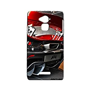 BLUEDIO Designer Printed Back case cover for Coolpad Note 3 - G5173