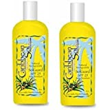 Caribbean Solutions SPF 25 Biodegradable Sunscreen 6 Ounces