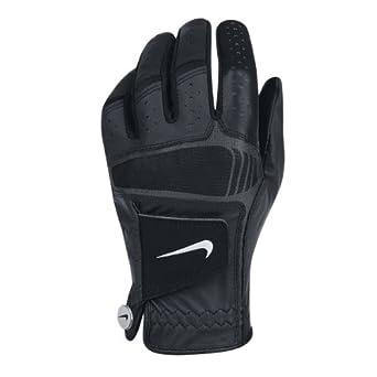 Nike Tech Xtreme IV Mens Left Handed Golf Glove (Black, ML)