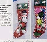 Zanies Holiday Stockings For Cats
