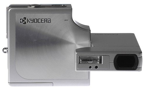 Kyocera SL300R 3.17MP Digital Camera with 3x Optical Zoom