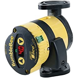 Taco HEC-2 Bumble Bee Variable Speed Circulator with Integral Flow Check