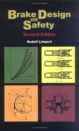 Brake design and safety by rudolf limpert