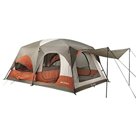 Columbia Cougar Flats II Family Cabin Dome Tent