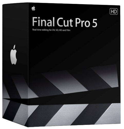 Final Cut Pro 5 Retail