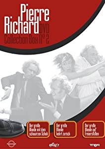 Pierre Richard DVD Collection, Box No. 2 (3 DVDs)