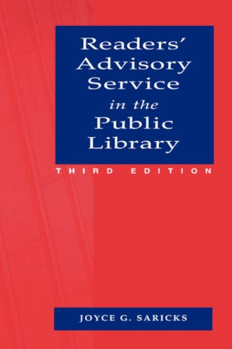 Readers' Advisory Service in the Public Library