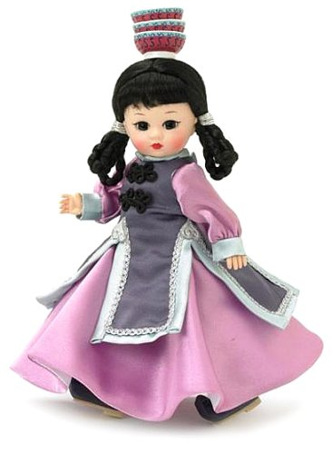Buy Madame Alexander 8 Inch International Collection Doll – Mongolia