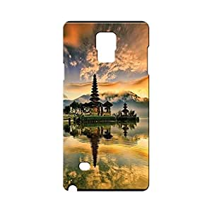 BLUEDIO Designer Printed Back case cover for Samsung Galaxy Note 4 - G6421