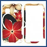 Samsung M820 Galaxy Prevail Summer Flower Protective Case