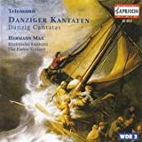 Howard Crook Telemann: Danzig Cantatas