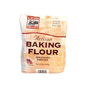 Lehi Roller Mills Artisan Baking Flour Mix, 2-Pound (Pack of 8)