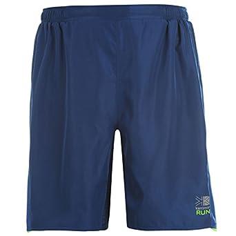 Karrimor Mens Xlite 2in1 Shorts Dk Blue/Blue XS
