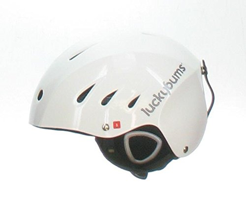 lucky-bums-snow-sport-helmet-white-medium