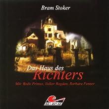 Das Haus des Richters (Die schwarze Serie 7) Hörspiel von Bram Stoker Gesprochen von: Bodo Primus, Barbara Fenner, Robert Missler