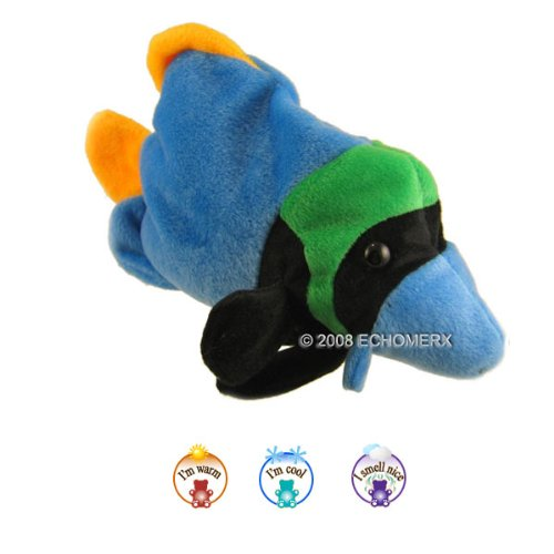 Aroma Tropical Fish-Aromatherapy Stuffed Animal-Hot And Cold Therapy