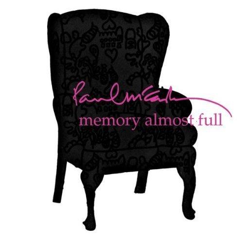 Memory Almost Full by McCartney, Paul (2007) Audio CD (Paul Mccartney Memory Almost Full compare prices)