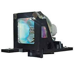 AuraBeam Professional Epson EMP-S1H Projector Replacement Lamp with Housing (Powered by Philips)