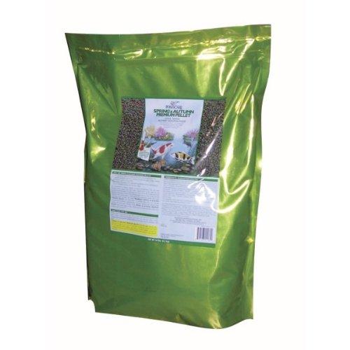 PondCare 180K Bag Spring and Autumn Pond Fish Food Premium Pellet, 14-Pound
