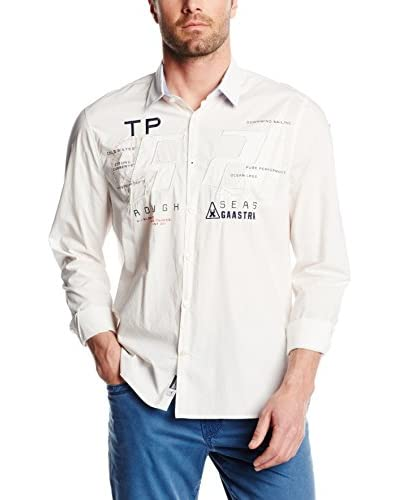 Gaastra Camicia Uomo [Bianco]