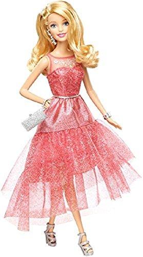 Barbie Pink gorgeous Barbie CHH04 doll mascot figure girl fashion kids als Weihnachtsgeschenk