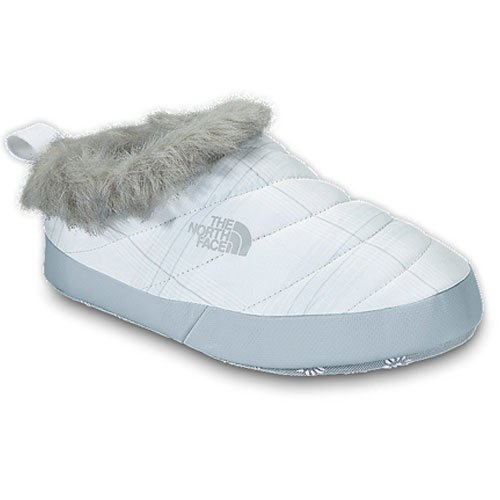 Cheap The North Face NSE Mule Fur II TNF Wht Ladies (B009HX7FLS)