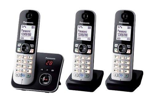 panasonic-kx-tg6823eb-trio-dect-cordless-telephone-set-with-answer-machine