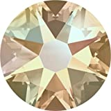 2000, 2058 & 2088 Swarovski Flatback Crystals Non Hotfix Silk Shimmer   SS12 (3.1mm) - Pack of 1440 (Wholesale)   Small & Wholesale Packs (Tamaño: SS12 (3.1mm) - Pack of 1440 (Wholesale))