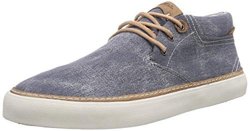 O'NEILL Amped canvas, Sneaker alta uomo, Blu (Blu navy), 40