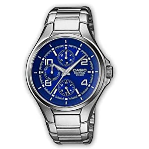 Casio Edifice Men's watch Solid Case