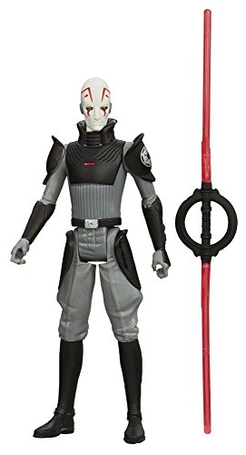 Star Wars Rebels Saga Legends The Inquisitor Figure