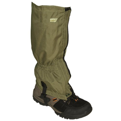 Highlander Xtp Hiking Walking Gaiters Waterproof Olive