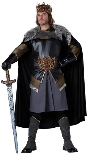 InCharacter Costumes Men's Medieval King Costume