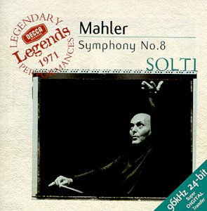 Chicago - Mahler - Symphony No. 8 / Popp · Auger · Minton · Harper · Kollo · Shirley-Quirk · Talvela · Chicago SO · Solti - Zortam Music