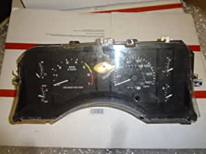 87 88 89 90 91 92 FORD MUSTANG 5.0 LX GT 140 MPH INSTRUMENT CLUSTER GUAGE 72K