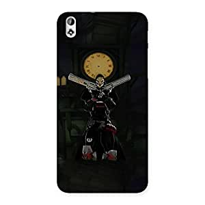 Ajay Enterprises Scare Toy Back Case Cover for HTC Desire 816