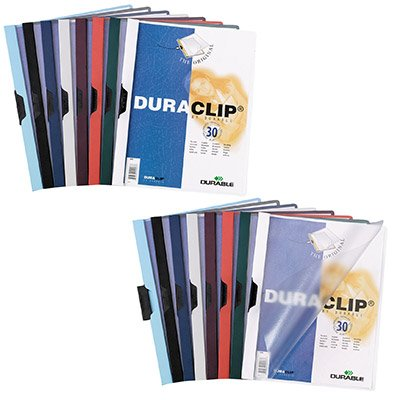 DBL2203BK - DuraClip Clear Front Vinyl Report Cover - Buy DBL2203BK - DuraClip Clear Front Vinyl Report Cover - Purchase DBL2203BK - DuraClip Clear Front Vinyl Report Cover (Durable, Office Products, Categories, Office & School Supplies, Binders & Binding Systems, Report Covers)