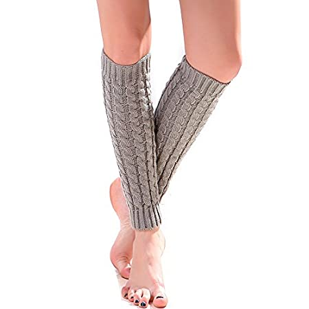 Made Of Excellent Materials To Make Sure You Stay Warm! An incredible 16 inches long each, these comfortable, attractive, and well-made super long leg warmers by Super Z Outlet are constructed of a ribbed knit fabric. One Size fits all. 85% Acrylic,...