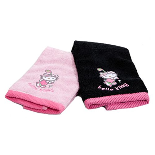 hello-kitty-golf-towels-2-pack-black-and-pink