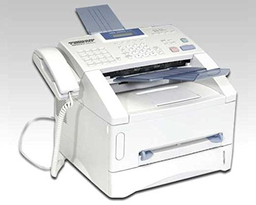 Brother Intellifax 4750E Laser Multifunction Printer - Monochrome - Plain Paper Print - Copier/Fax/Printer - 600 X 600 Dpi Print - 250 Sheets Input