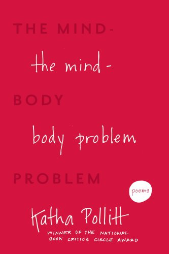 The Mind-Body Problem: Poems