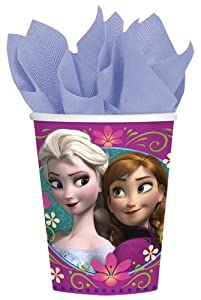 Disney Frozen Paper Cups 8ct by Amscan