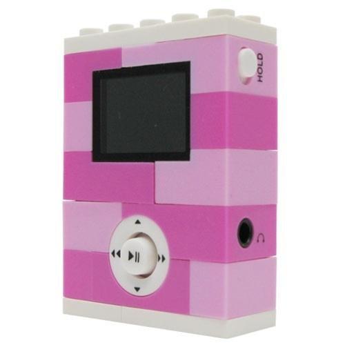 LEGO MP3 Player – Pink – USA Version als Weihnachtsgeschenk
