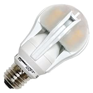 Sylvania 78909 - LED12A19/DIM/O/827/HVP A Line Pear LED Light Bulb