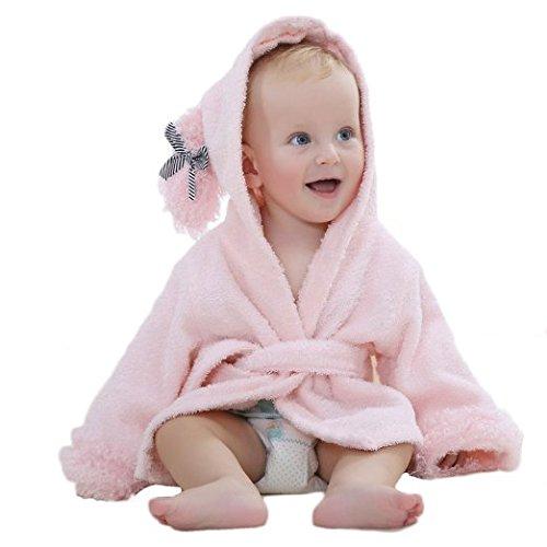 vlunt-pet Super bébé animal serviette de plage Peignoir de bain à ... 3b0b6137c7f