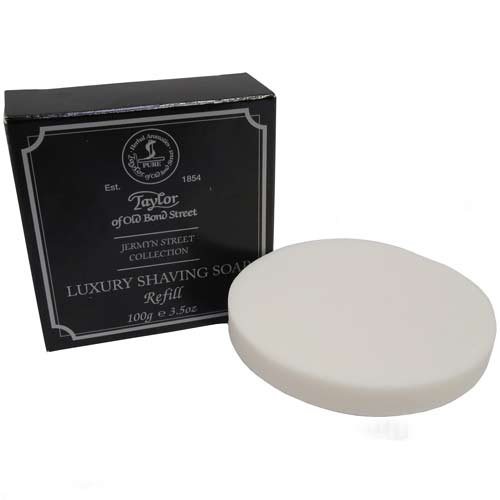 Taylor of Old Bond Street Jermyn Street Shaving Soap Refill (100 g)