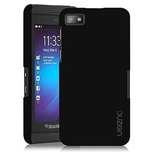 BlackBerry Z10, Duzign Visage Snap On Case (Black)