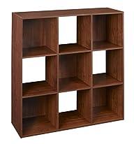 ClosetMaid 4105 Cubeicals 9-Cube Orga…