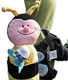 Toddler Runner Back Pack Harness & Reins (Happyface Busybee Premier Design)