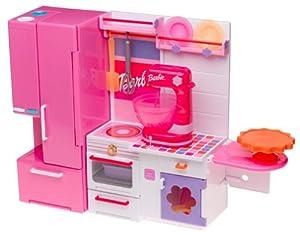 Barbie games kitchen online